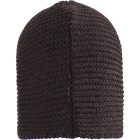 E9 Cuffia Casquette, brown/purple